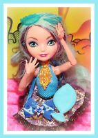 ❤️Ever After High Madeline Hatter Mirror Beach Swim Dress Outfit Shoes Doll❤️