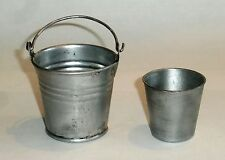 """1:6 scale BUCKET and PAIL set.. BUY 2 sets and get 1 set """"FREE"""""""