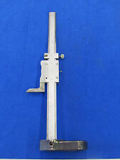 """LS Starret 12"""" #255 Height Gage               A-03401-8"""