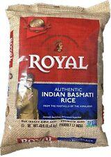 ROYAL BASMATI RICE, 10 LB BAG INCLUDING RICE, NEW, FAST SHIPPING PRIORITY MAIL