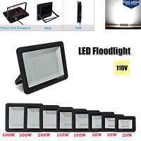 500W 300W 200W 150W 100W 50W 30W 20W LED Flood Light Outdoor Security Lamp 6000K