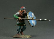 Hand painted Toy tin soldiers 54 mm . Viking, 9-11 centuries.