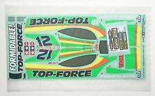 Tamiya 9494187/9495129 Top Force Sticker/Decal Sheet (58100/47350) (NEW) (NIP)