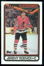 1990-91 TOPPS CHICAGO BLACKHAWKS TEAM SET (19)