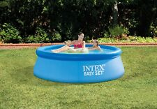 Intex Round Swimming Pool & Filter Pump 8' x 30' | In Hand