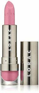 NIB Full Size Lorac Alter Ego High Pigmented Lipstick NYMPH 0.12 oz