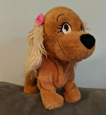 Club Petz Pets Lucy Cocker Spaniel Brown Puppy Dog Follows Commands Animated