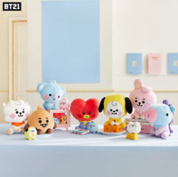 BTS BT21 Official Authentic Goods Sitting Doll 12cm + Tracking Number
