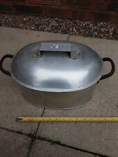 More details for vintage prestige aluminium roasting tin