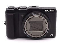 Sony Cyber-shot DSC-HX50V 20.4MP Digital Camera - Black