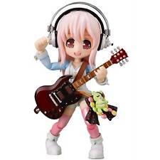 Super Sonico: S.K. series Super Sonico PVC Figure