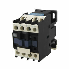 CJX2-1801 AC Contactor 18A 3 Phase 3-Pole 1NC 24V 50/60Hz Coil