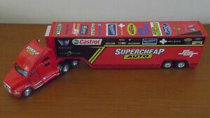 Chaz Mostert Ford Supercheap Auto Tickford Racing transporter truck