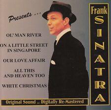 FRANK SINATRA Presents CD - New    SirH70