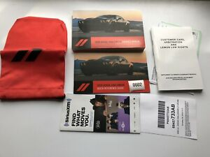 2020 DODGE CHALLENGER OWNERS MANUAL SRT HELL SCAT CAT RT GT AWD RWD V8 V6 SPORT