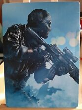 Xbox 360 Call Of Duty Ghosts Steel Book Collectable Edition 2 disc set
