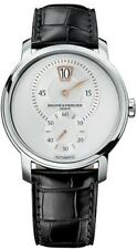 NEW BAUME AND MERCER CLASSIMA MOA10039 EXECUTIVES JUMPING HOUR M0A10039