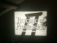 16mm feature film The Revenge of Frankenstein, Hammer Horror