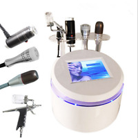 4in1 VMAX Hifu Oxygen Spray Cold Hammer BIO Face Lift Wrinkle Removal Machine