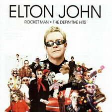 Rocket Man: The Definitive Hits by Elton John CD Compilation March 2007 Mercury