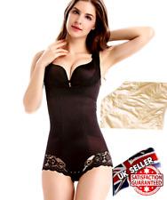 Ladies Bodyshaper Waist Abdominal Trainer Tummy Trimmer Control Shaper Bodysuit