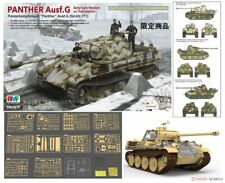 (Rye Field) RM5016 German Sd.Kfz.171 Panther Ausf.G