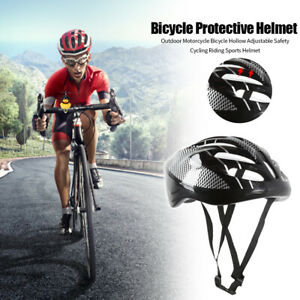 Protective Bike Cycling Bicycle Protective Safety Helmet Sports Adult Adjustable
