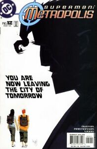 Superman  Metropolis #12  Dc Comic Book