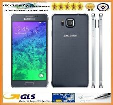 PHONE SAMSUNG GALAXY ALPHA G850F 4G 32GB GREY ASH IMPECCABLE GRADE TO