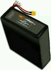 Maxamps 12S 44.4v 22000mah lipo battery pack UAV highest voltage 12s 40c 22kmah