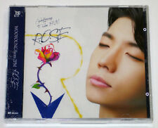 JANG WOO YOUNG 2PM - R.O.S.E (CD+Postcard) KPOP K-POP