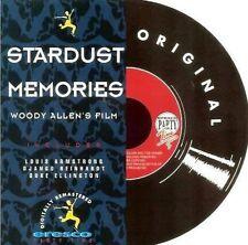 Woody Allen 's film Stardust Memories (specialmente: Louis Armstrong, Django Reinh... CD []