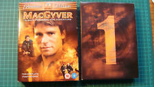 MacGyver - Series 1 - Complete (DVD, 2008, 6-Disc Set, Box Set)