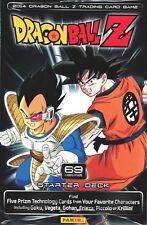 Dragon Ball Z (2014) Starter Deck  - BRAND NEW