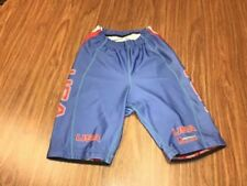 Dynamic Inline Speed Skating Spandex Shorts Adult Size Xs
