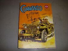 BD Pt Format COMMANDO n° 84 1965 Editions AREDIT ARTIMA BD GUERRE