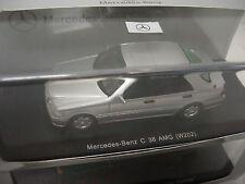 1/43 Mercedes Benz C36 AMG W202 silver - Spark- rare