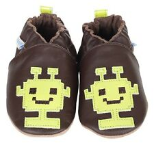NIB Robeez Android Soft Sole Shoes 0/6M