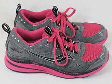 Saucony Grid Profile Running Shoes Girls Size 4 M US Excellent Plus Condition
