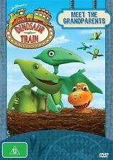 Jim Henson's Dinosaur Train - Meet The Grandparents (DVD, 2013) Region 4 DVD VGC