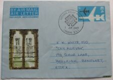 Airmail Letter: Prince of Wales Investiture 1969