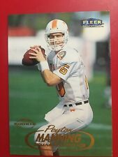 Peyton Manning Indinapolis Colts 1998 Fleer Tradition #235 Rookie Card