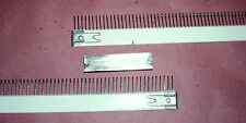Cast-on comb for Bulky (9mm) knitting Machine