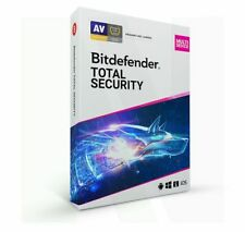 Bitdefender Total Security Multidevice 2021 10 PC Geräte VPN 3 Jahre