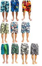 Mens Board Surf Swimming Trunks Shorts Sports Swim With Mesh Lining M-XXL