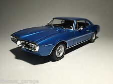 1967 PONTIAC FIREBIRD SCALE NO WINDOW BOX 1:24 model car toy car diecast