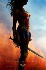 Wonder Woman - original DS movie poster 27x40 Advance