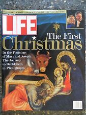 Life Magazine   December 1992    The First Christmas   GREAT ADS