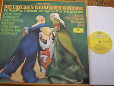 2740 159 Nicolai The Merry Wives of Windsor / Donath / Klee etc. 3 LP box