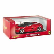 Voitures de sport miniatures rouges Hot Wheels